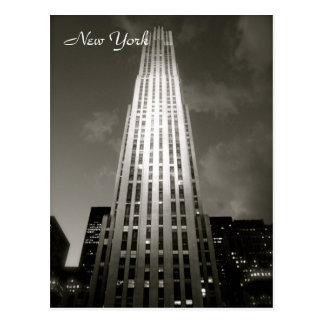 30 Rockefeller Plaza Postcard