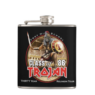 30 Year Eddie Flask