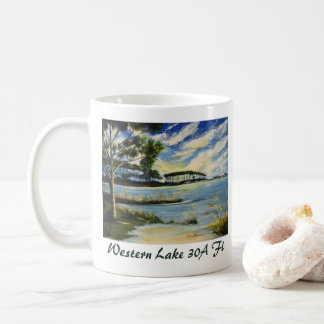 30A Western Lake Mug