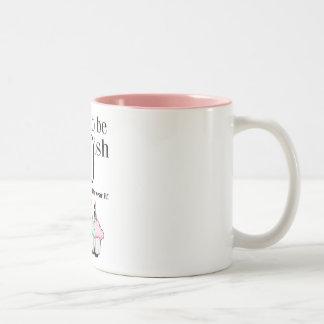 30ish Birthday Two-Tone Mug