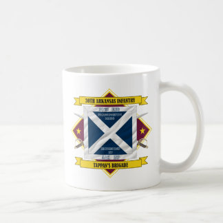 30th Arkansas Infantry Coffee Mug