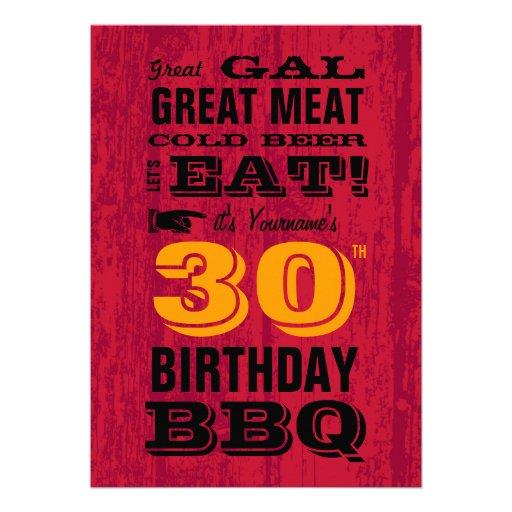 Dirty Thirty Birthday Invitations with beautiful invitation ideas