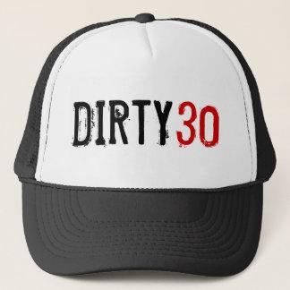 30th Birthday - Dirty 30 - Hat