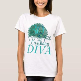 30th Birthday Diva Shirts