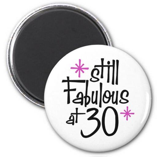30th Birthday Magnet