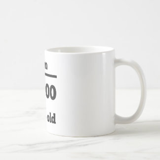 30th Birthday Square Root Coffee Mug