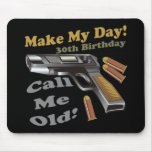 30th Birthday T-shirts and Gifts Mousepad
