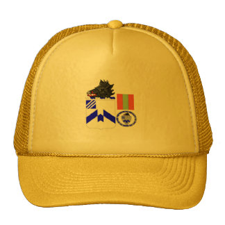 30th Infantry Regiment coat of arms Cap