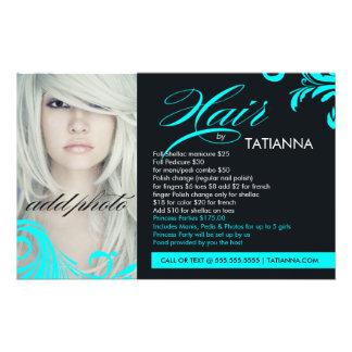 311 Aqua Hair By Flyer