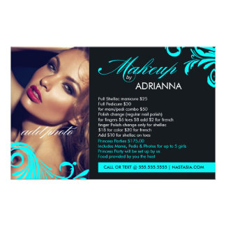 311 Aqua Makeup By Flyer