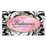 311 Bodacious Lavish Boutique Leopard Spots Pack Of Standard Business Cards