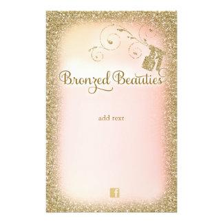 311 Bronzed Beauties Glitter Spray Flyer 2