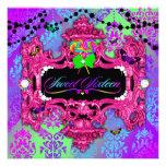 311 Candy Wonderland Pink Sweet 16 Invites