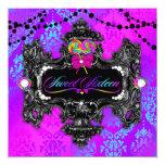 311 Candy Wonderland Sweet 16 Personalised Invites
