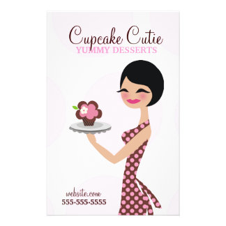 311 Carlie Cupcake Cutie Flyer