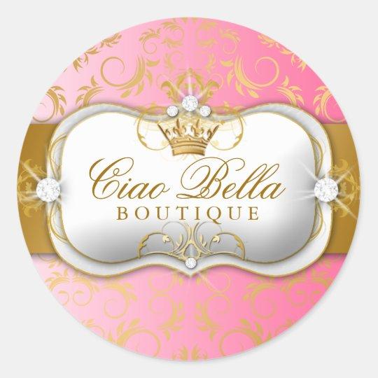 311 Ciao Bella Golden Divine Pink Fade Classic