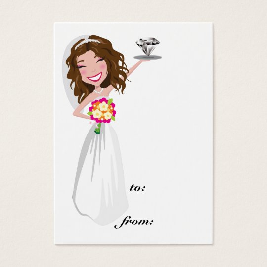 311 Dollface Bridal Diamond Tag