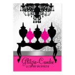 311 Glitzie Candie Business Card Template