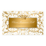 311 Golden diVine White Delight Pack Of Standard Business Cards