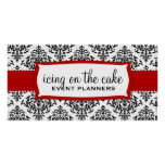 311 Icing on the Cake Cherry Red Poster