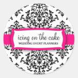 311 Icing on the Cake - Strawberry Classic Round Sticker