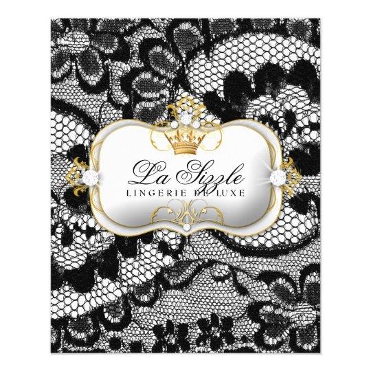 311 Lace De Luxe Ciao Bella Metallic Flyer