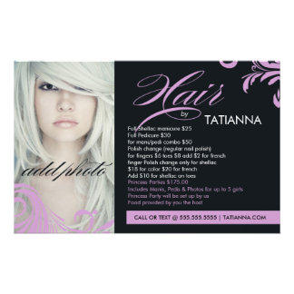 311 Lilac Hair By Flyer