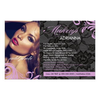311 Lilac & Lace Makeup By Flyer