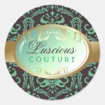 311-Luscious Glow - Teal Sticker
