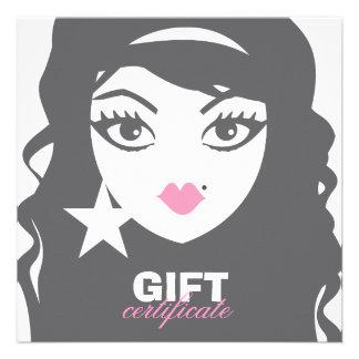 311 Luscious Lash Hair Gift Certificate Announcement