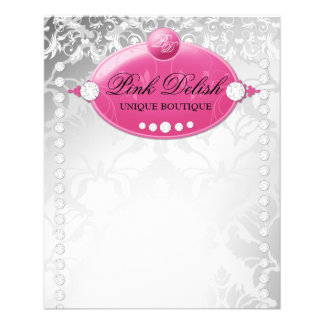 311 Pink Delish Deep Pink Flyer
