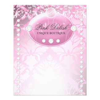 311 Pink Delish Pink 11.5 Cm X 14 Cm Flyer