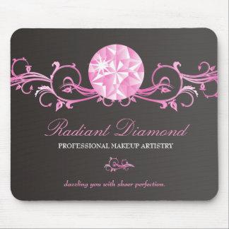 311-Pink Diamond Radiance Mouse Mat