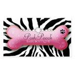 311 Posh Pooch Zebra