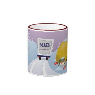 311-Santa Mail at the North Pole - Elf Ringer Mug