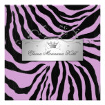 311-Silver Divine Zebra  Purple Sweet Sixteen
