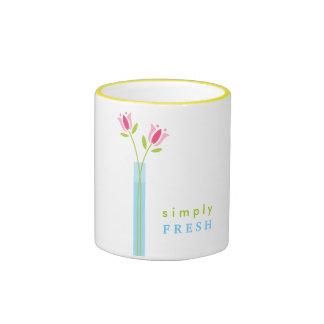 311-Simply Fresh Ringer Mug