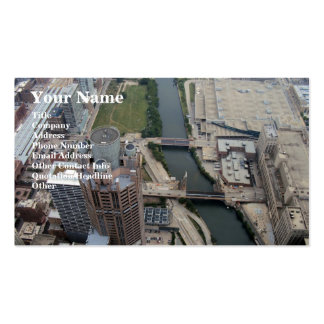 311 South Wacker Drive, Chicago Business Cards