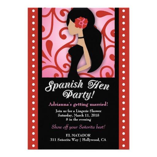 311-Spanish Hen Party Announcements