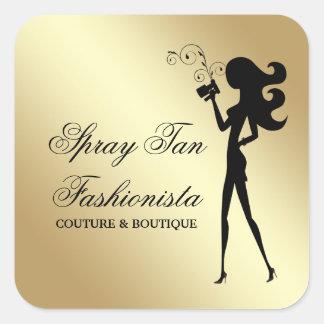 311 Spray Tan Fashionista Stickers