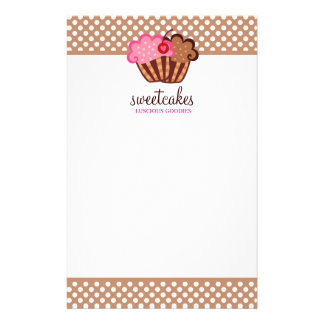 311-Sweet Cakes Cupcake Brown Flyer
