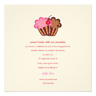 311-SweetCakes Valentines Day Custom Announcement