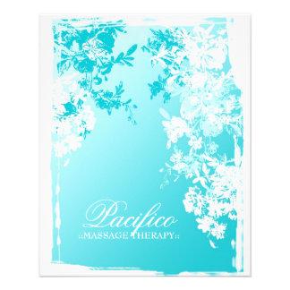 311-Tranquil Blue Garden Fade Flyer