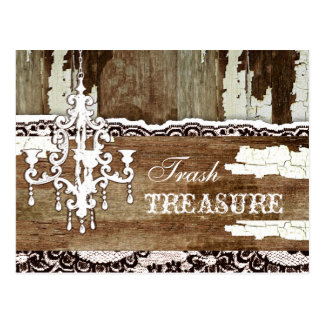 311-Trash to Treasure Postcard