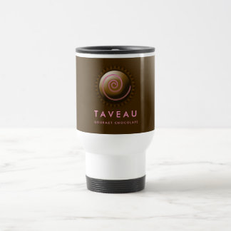 311 Upscale Gourmet Chocolate Stainless Steel Travel Mug