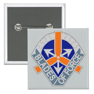 311th Aviation Battalion - Blades Of Force 15 Cm Square Badge