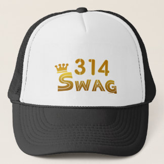 314 Missouri Swag Trucker Hat