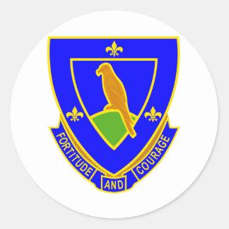 314 Regiment Round Sticker