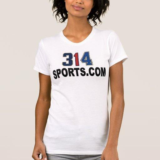 314 sports tshirts