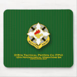 315th Tactical PsyOps Co - TPU DUI Mouse Pads